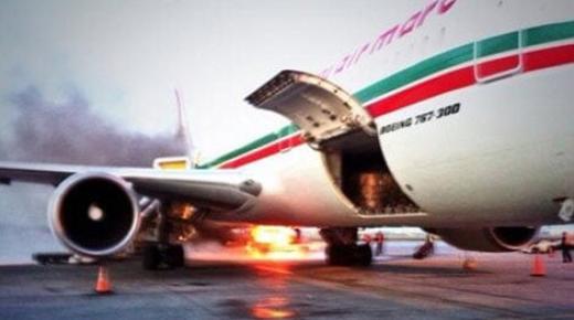 أبو ظبي.. نجاة عناصر المنتخب الوطني لألعاب القوى بعد انفجار في محرك الطائرة