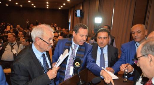الجمعية المغربية لرؤساء مجالس العمالات والأقاليم و على رأسها سعيد الرحموني ستزور معبر الكركارات في رسالة أممية