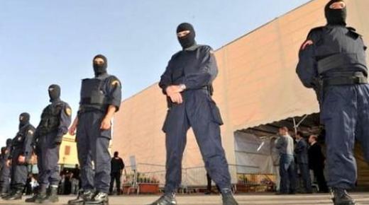 تفكيك خلية ارهابية خططت لأعمال ارهابية في الناظور ومدن اخرى