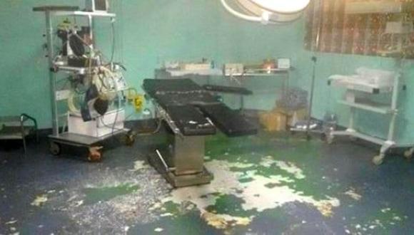 مستشفى الفرابي بوجدة : فضلات القطط في الممرات وأجهزة متهالكة (بالصور)