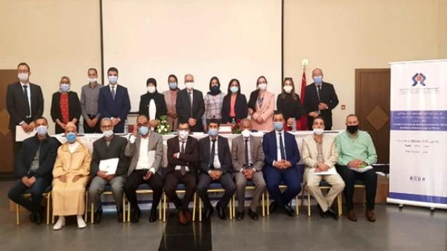بحضور آمنة بوعياش.. تنصيب أعضاء اللجنة الجهوية لحقوق الإنسان بجهة الشرق