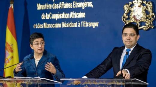 هذا ما قالته وزيرة الخارجية الإسبانية حول تاريخ الاجتماع المرتقب بين الحكومتين المغربية والإسبانية