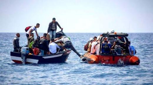 إسبانيا تؤكد وصول 32 ألف مهاجر سري إلى سواحلها بعد إنطلاق موجة الهجرة من شمال المغرب