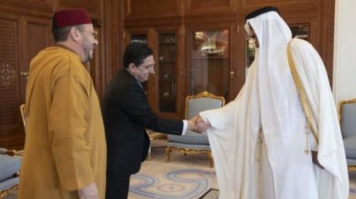 قطر تجدد دعمها لمغربية الصحراء وسيادة المغرب على أقاليمه الجنوبية