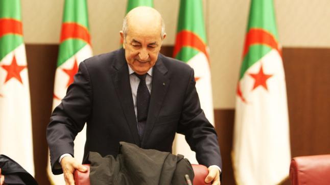 الرئيس الجزائري تبون يعود إلى ألمانيا