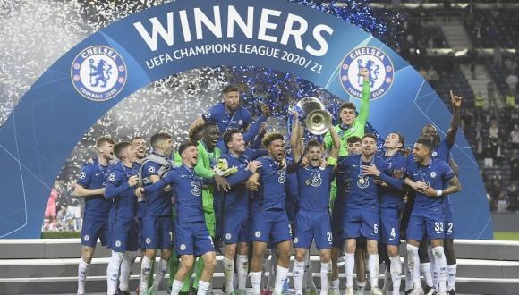 تشيلسي يتوج بلقب دوري أبطال أوروبا