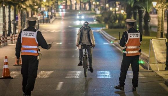 عقوبات حبسية تنتظر مخالفي قرار حظر التنقل الليلي في رمضان بالمغرب