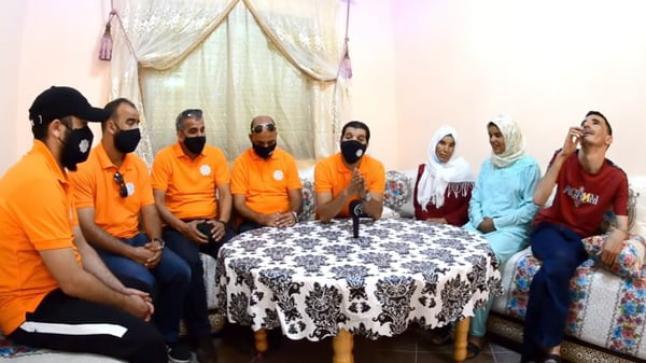 فيديو مؤثر.. جمعية حق اليتيم والضعيف تسلم منزل رائع لعائلة كانت تعيش في ظروف قاسية