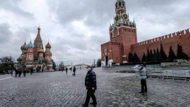 روسيا تسجل أول إصابة بالطفرة الجديدة من كورونا