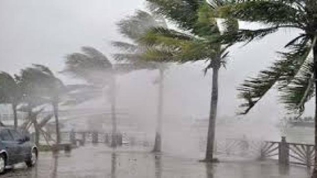 نشرة إنذارية: زخات رعدية ورياح عاصفية بهذه المناطق المغربية