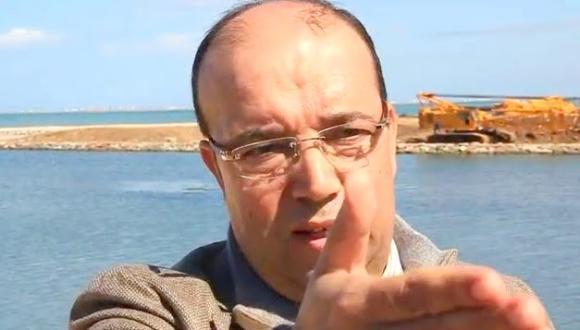 سعيد زارو يشكو هروب مستثمرين من مشروع مارتشيكا بالناظور
