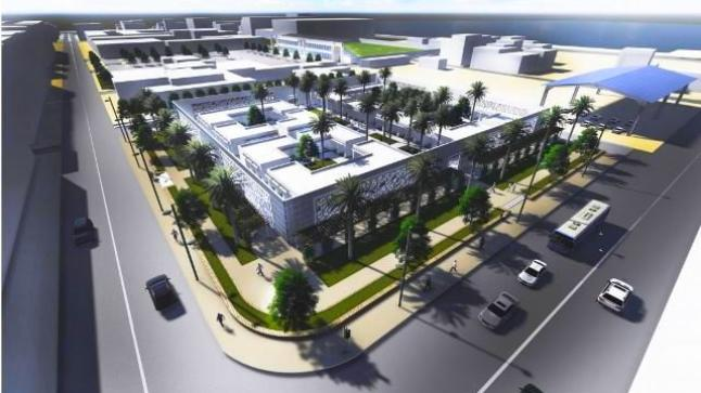 المجلس البلدي للناظور يدلي برأيه بخصوص بناء سوق تجاري وسط حديقة عمومية