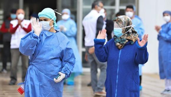 الإصابات بالمغرب تسجل أقوى انخفاض لها (التفاصيل)