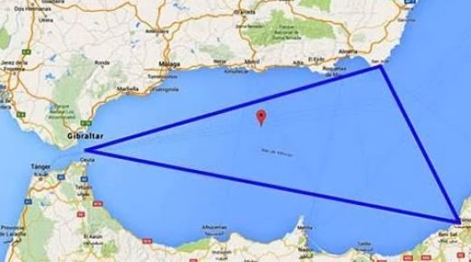 هل هناك مثلث برمودا آخر بالسواحل الشمالية للمغرب؟