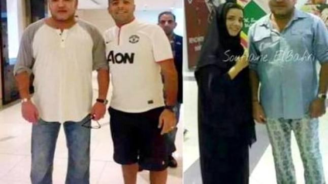 صور جميلة للملك من الامارات تخلق الحدث بمواقع التواصل الاجتماعي