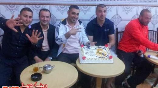 مشجعي مدريد ببني شيكر يحتفلون بالفوز بدوري أبطال أوروبا
