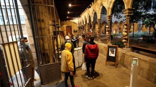إسبانيا.. كنيسة تفتح أبوابها للمسلمين للصلاة وتناول وجبة الإفطار