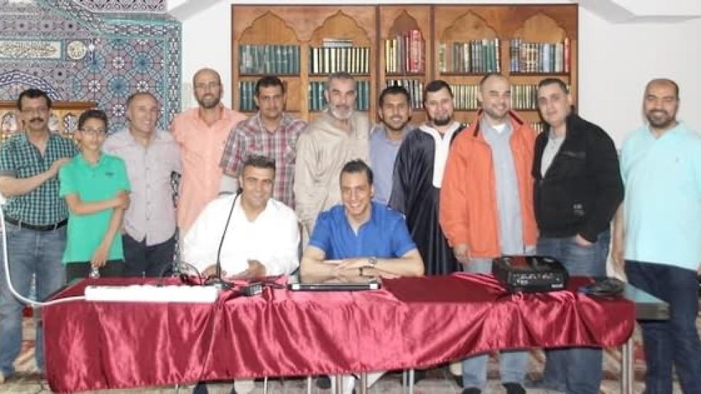 الدكتور الحمدوشي يؤطر ندوة صحية عن التغذية السليمة في شهر رمضان بمسجد الفتح بأوفنباخ
