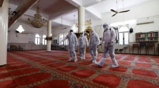 كورونا المغرب: إصابة 287 إماماً و مؤذناً
