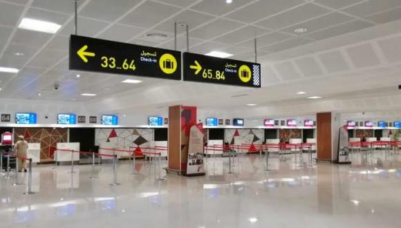 تحويل جميع الرحلات الدولية من المحطة 2 إلى 1 بمطار محمد الخامس
