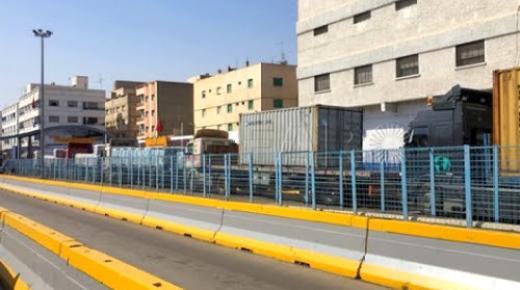 المغرب مصر على إغلاق معبر مليلية في وجه الحركة التجارية وهذا السبب