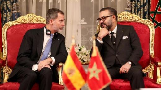 الملك فيليبي السادس يُعرب عن آماله بانعقاد الاجتماع المرتقب بين إسبانيا والمغرب قريبا