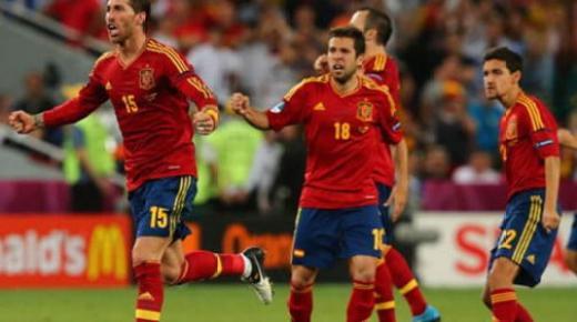خبر مفرح للجماهير المغربية… المنتخب الإسباني مهدد بالاقصاء من مونديال روسيا