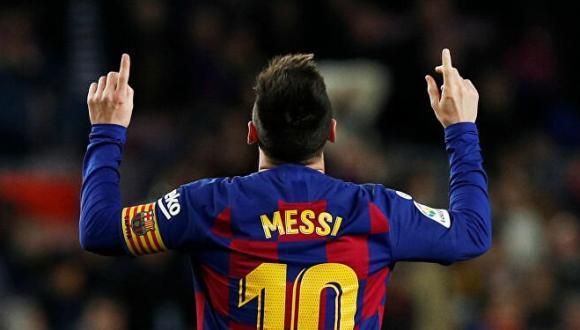 رسميا: برشلونة يحدد صاحب القميص الرقم 10 بعد ميسي