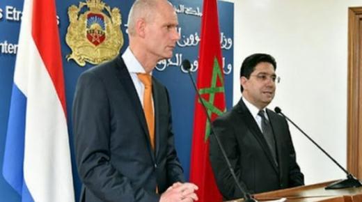 هولندا: تدخلات المغرب هي رد فعل على حصار البوليساريو لمعبر الكركرات