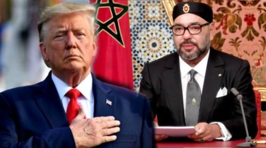 الملك محمد السادس يُتَوَّجُ بوسام الاستحقاق العسكري في الولايات المتحدة الأمريكية