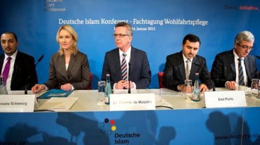 """الطائفة العلوية في ألمانيا تبحث مقاطعة """"مؤتمر الإسلام"""""""