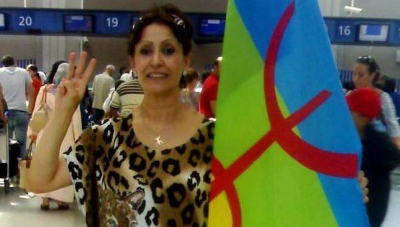 القضاء يدين الناشطة الأمازيغية المثيرة للجدل مليكة مزان بالحبس
