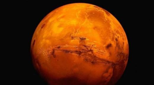 نيزك سقط في المغرب يقدم معلومات جديدة عن كوكب المريخ