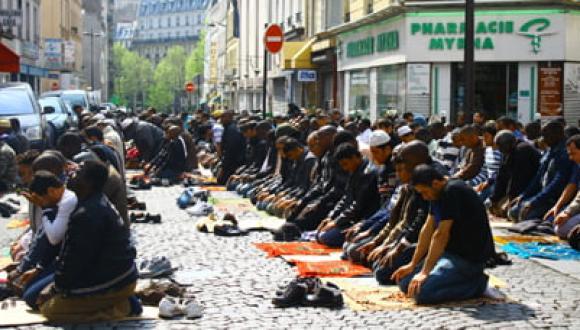 دراسة: مسلمين أوروبا في ازدياد وهذه هي التفاصيل..