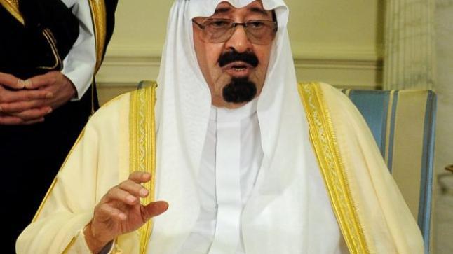العاهل السعودي عبد الله بن عبد العزيز في ذمة الله