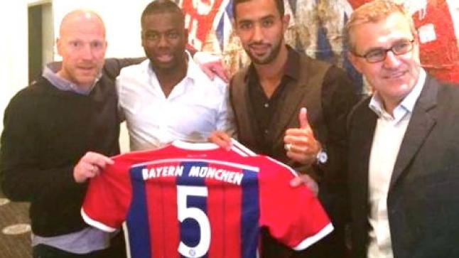 فيديو: عميد المنتخب المغربي المهدي بنعطية يوقع لبايرن ميونيخ