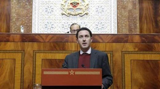 """بلافريج يشعل البرلمان باستعماله كلمة """"بهيمة"""" (فيديو)"""