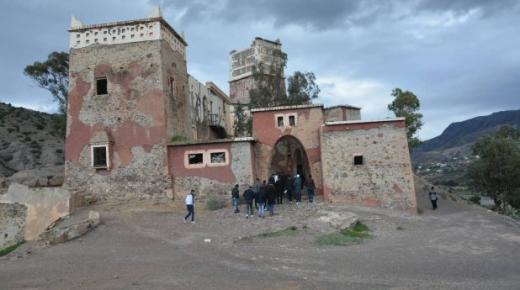 ترميم قلعة أربعاء تاوريرت بالحسيمة الحصن الأطلسي الذي بناه الإسبان في قلب جبال الريف