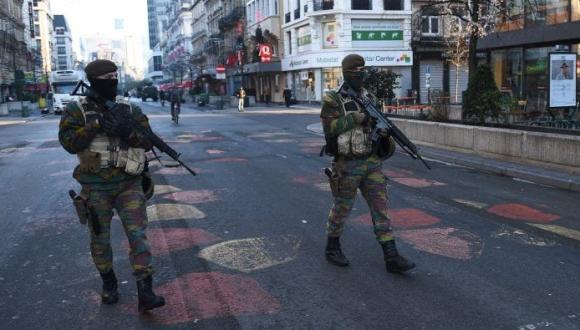 بلجيكا: التهديدات الأمنية تلغي احتفالات رأس السنة فى العاصمة