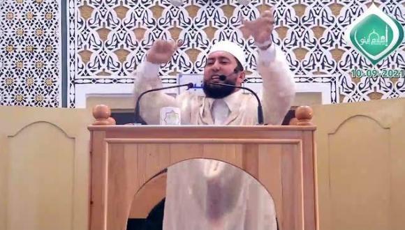 """خطبة الجمعة لـ""""محمد بونيس"""" .. """"رسالتي لكل مُنتخب سيتقلد منصب"""""""