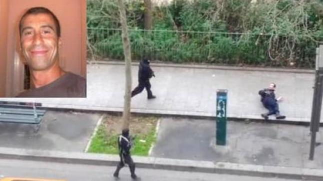 """""""احمد مرابط"""" شرطي من اصول مغربية ضمن ضحايا هجوم باريس"""