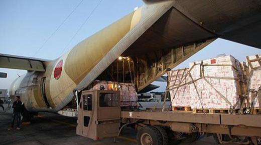 """صفحة """"رصد قطر"""" ترد على المغاربة: شحنات المواد الغذائية المرسلة من المغرب تم دفع ثمنها مسبقا"""