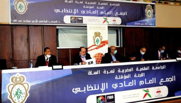 ابتدائية الرباط تلغي انتخاب ابن الريف مصطفى أوراش رئيسا لجامعة كرة السلة