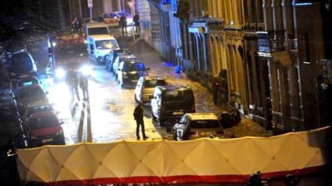 """قتلى في عملية """"لمكافحة الإرهاب"""" بمدينة فيرفيي شرق بلجيكا (فيديو)"""