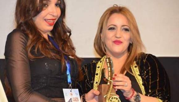 تافراوت تسدل ستار مهرجانها للسينما الامازيغية بتكريم الممثلة الريفية مازيليا ابتسام عباسي