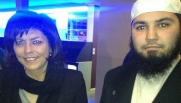 """""""داعش"""" تذبح داعية بلجيكي من أصل مغربي بعد اتهامه بالتجسس"""