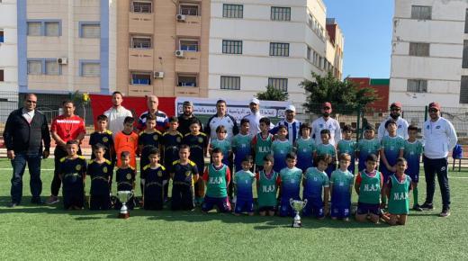 اتحاد الجمعيات الرياضية لكرة القدم بالناظور تدين إقصاء مجلس جماعة الناظور للاطفال.. (+بيان)