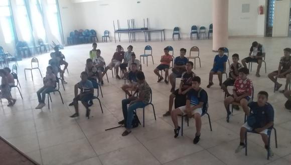 لمشاركة أطفالكم في المخيم الحضري بالناظور بعد العيد مباشرة(اعلان)