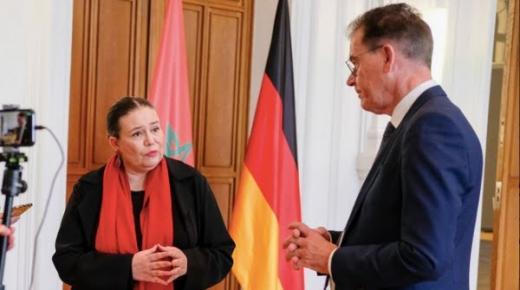 خارجية ألمانيا تدعو السفيرة المغربية للتوضيح وتُعلن: لا يوجد أي سبب لقطع علاقتنا الجيدة مع المغرب