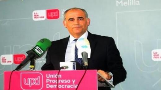 زعيم حزب سياسي بمليلية يهدد بالتخلي عن الإنتماء لإسبانيا